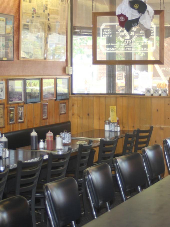 The Hamburg Inn No. 2, Iowa City IA