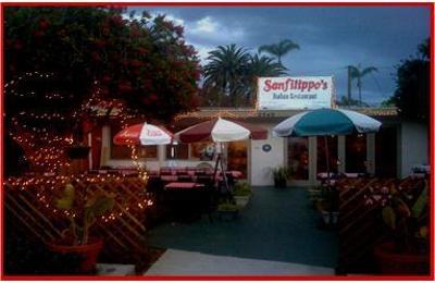 Sanfilippo's Italian Restaurant - San Diego, CA