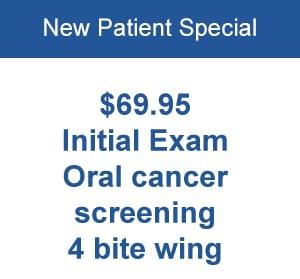dental specials
