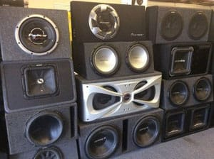 A-1 Auto custom car speaker design and installation