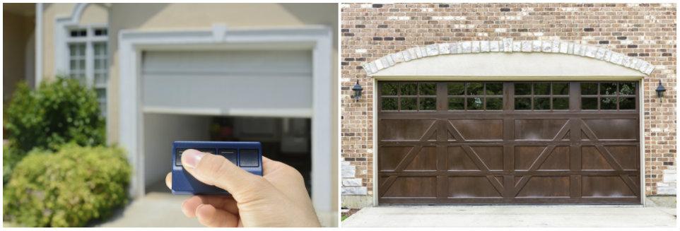 need to install garage door openers call 210