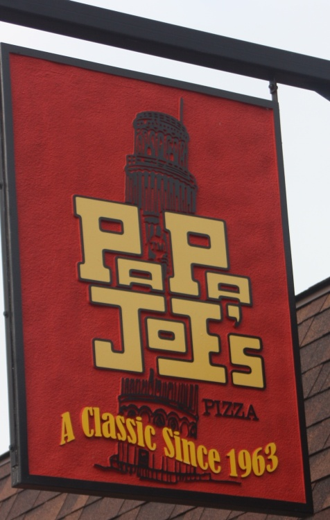 Papa Joe's Pizza, Alexandria VA