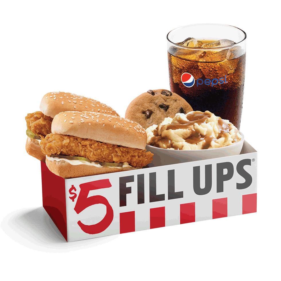 KFC, Pageland SC