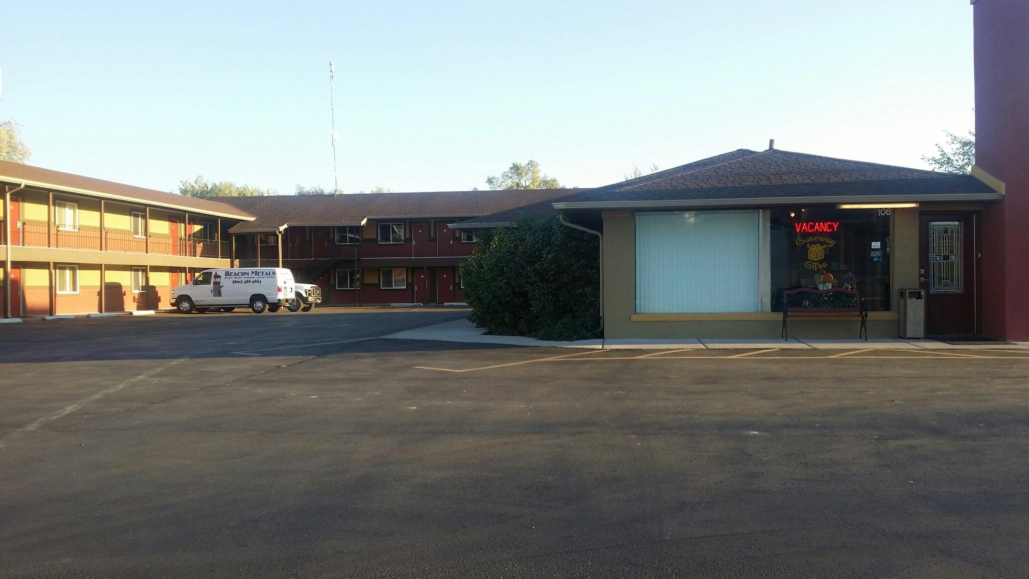Gateway Inn, Lyman WY