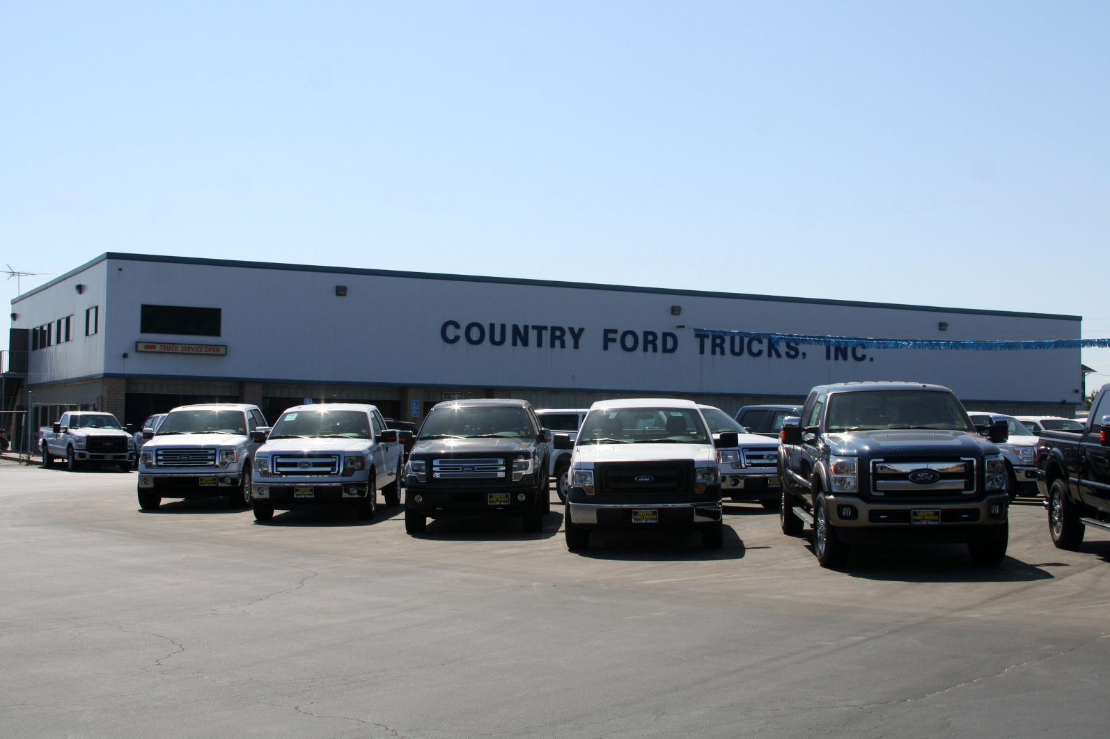 Country Ford Trucks, Ceres CA