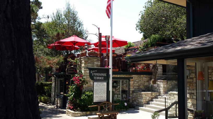 Tree House Cafe, Carmel CA