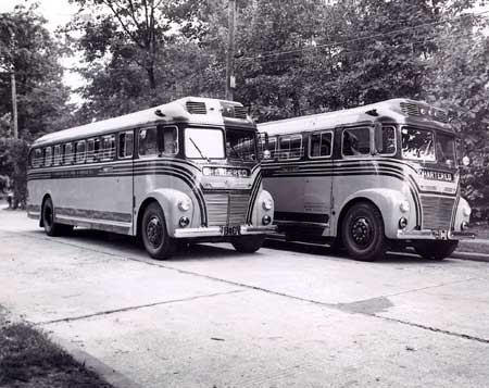 bus charters
