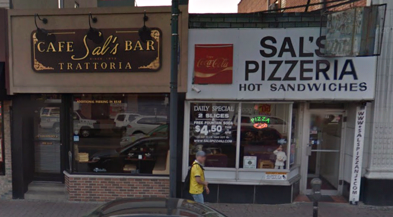 Sal's Pizzeria, West New York NJ