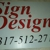 All 4 One Sign Design