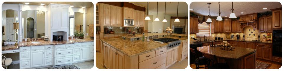 Kitchen Cabinets The Decor Center Wichita KS - Discount kitchen cabinets wichita ks