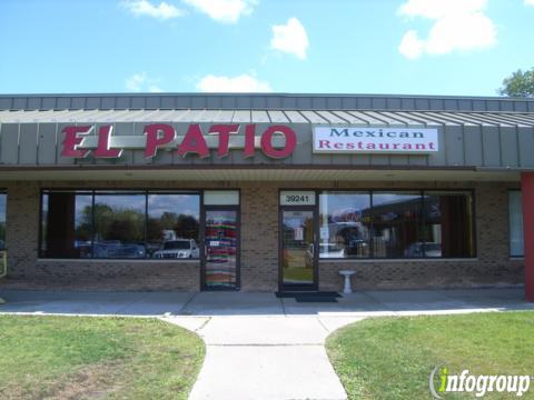El Patio Mexican Restaurant Farmington Mi 48335 Yp Com