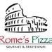 Rome's Pizza