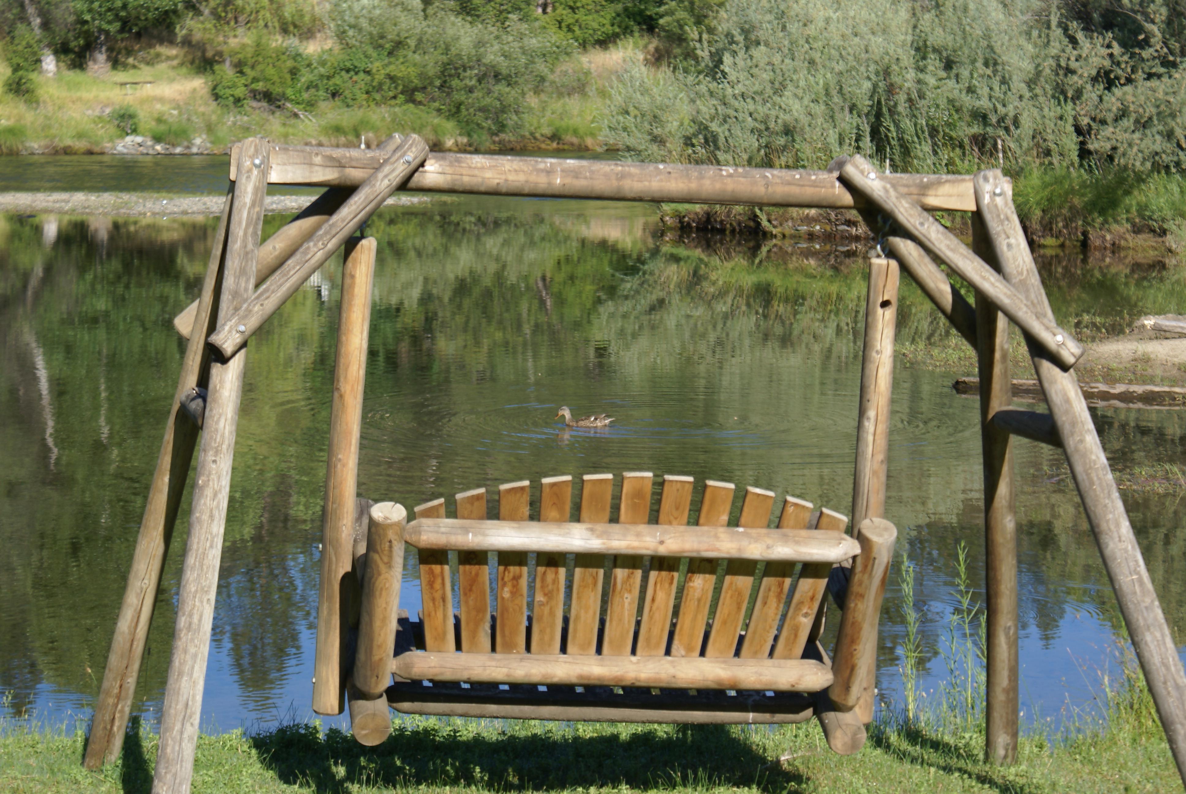 Trinity River Resort & RV Park, Lewiston CA