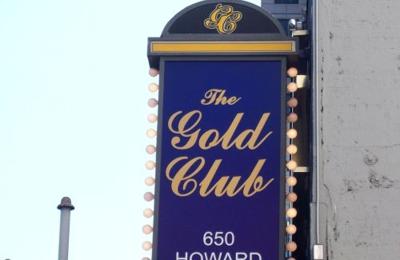 Gold Club - San Francisco, CA