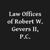 Law offices of Robert W Gevers II, P.C.