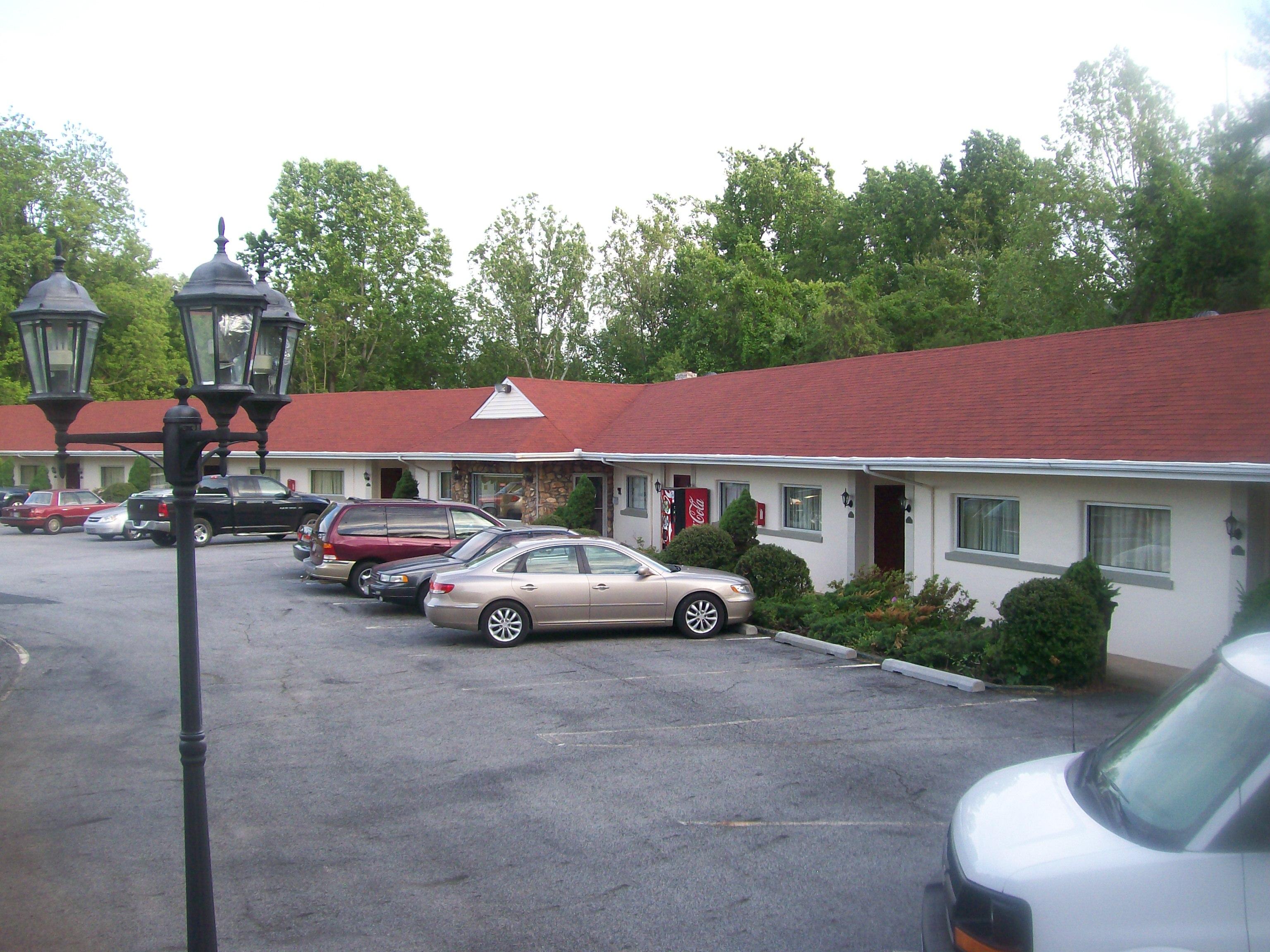 Amherst Inn, Amherst VA