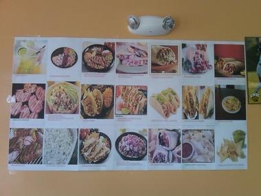Fresh Tex Mes Restaurant, Halethorpe MD