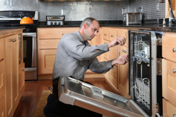 repair dishwasher