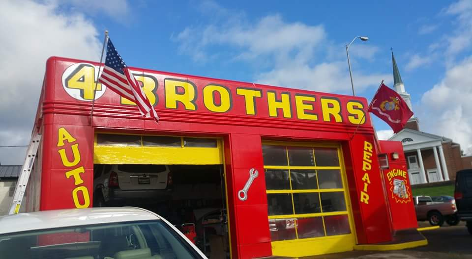 Four Brothers Auto Shop Athens Tn 37303 Yp Com