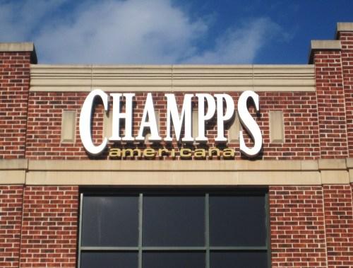 Champps Americana, Marlton NJ