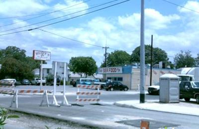 Rudy's Seafood - San Antonio, TX