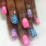 Knock Out Nails - CLOSED