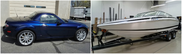 boat and auto detailing