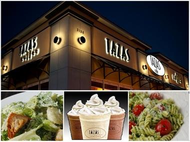 Tazas Coffee Shop, Universal City TX