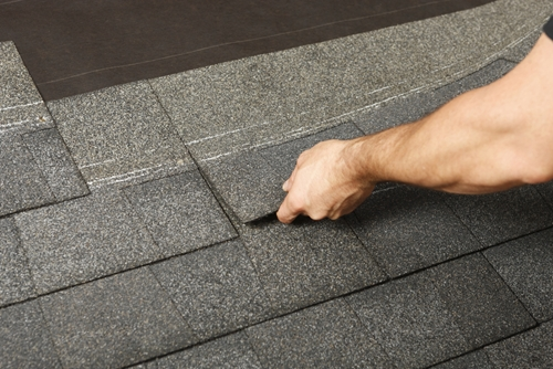 You can sometimes minimize the roof replacement cost with simple fixes.