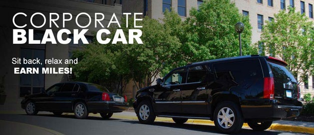 Midpark Valet & Transportation Corporate sedan and SUV transportation