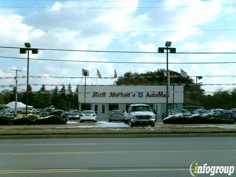 Rich Morton I97 Auto Mall, Millersville MD