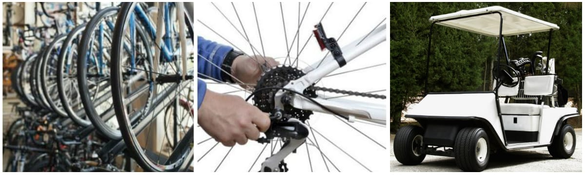 Quality Bicycle Repairs