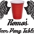 Romo's Beer Pong Tables