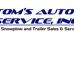 Tom's Auto Service Inc
