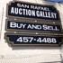 San Rafael Auction Gallery