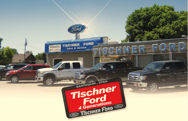 Tischner Ford Sales, Inc., Santaquin UT