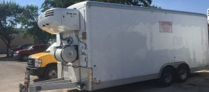 bumper trailers