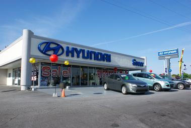 Hyundai of Greer, Greer SC