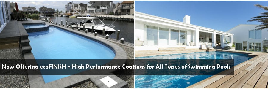 fiberglass pool refinishing