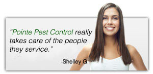 pointe pest control testimonial sidebar image