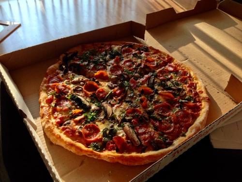 Two Guys Pizzeria - Houston, TX