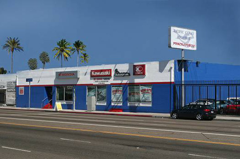 Pacific Coast Highway Powersports, Marina Del Rey CA
