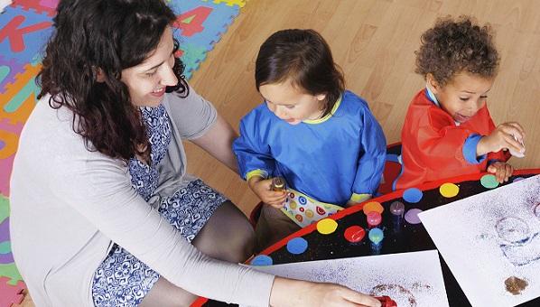 Montessori children's house 3