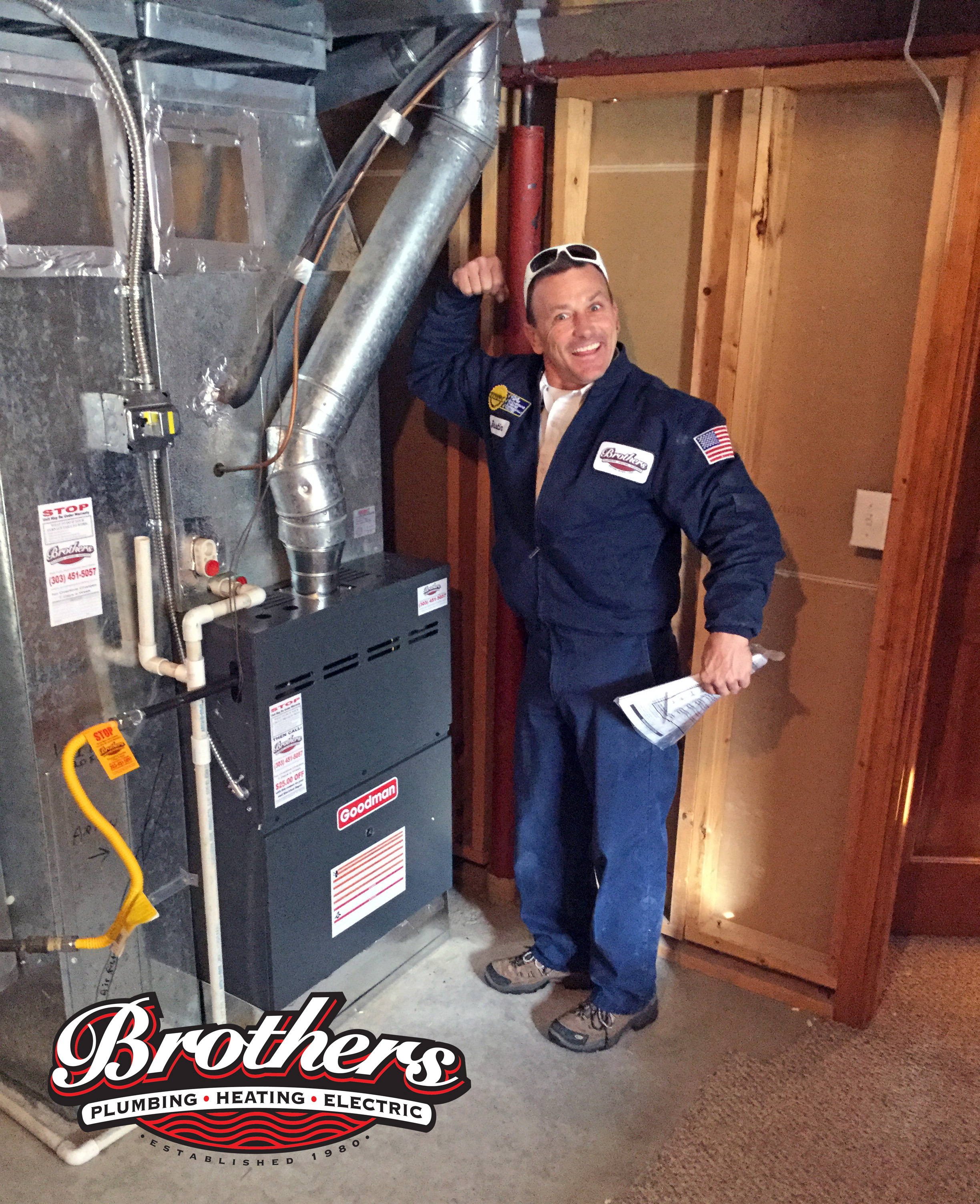 Brothers Plumbing, Heating And Electric Denver, CO 80243