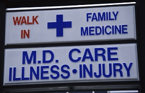 urgent medical care clinic serving Burton MI