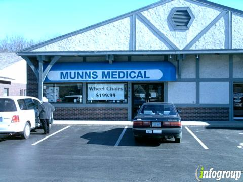 Munns Medical Inc Topeka Ks 66614 Yp Com