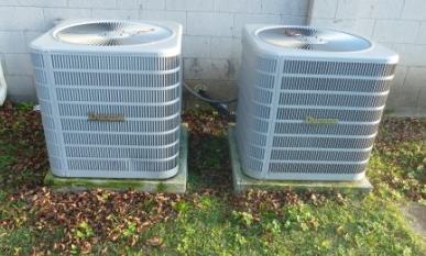 HVAC AC