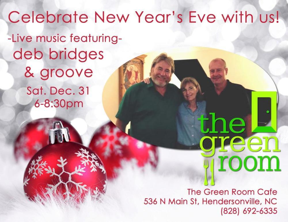 The Green Room Cafe, Hendersonville NC