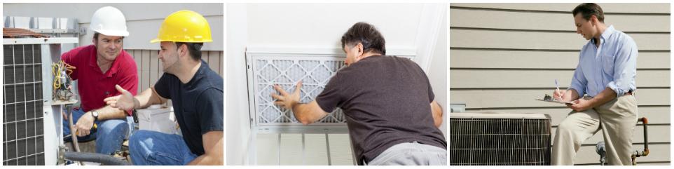 AC installation