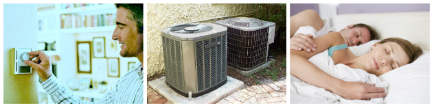Air conditioning service company in Dade City